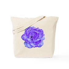 Wendy Purple Rose Tote Bag