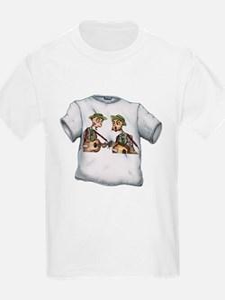 Wanderin Tom Kat Carson T-Shirt