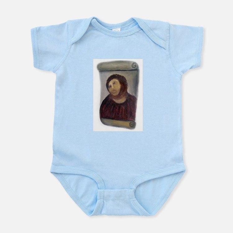 Ecce Homo Infant Bodysuit