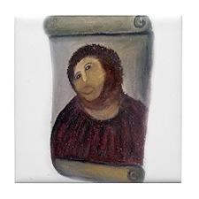 Ecce Homo Tile Coaster