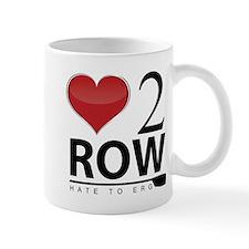 Love 2 Row Mug