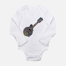 Mosaic Mandolin Body Suit