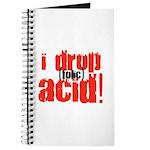 I drop (folic) acid Journal