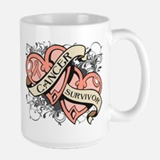 Uterine Cancer Survivor Mug