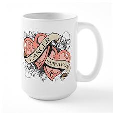 Uterine Cancer Survivor Mug