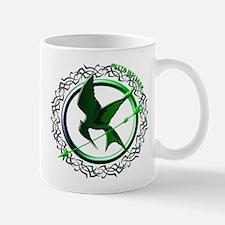 Team Peeta Mellark from The Hunger Games Mug