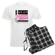 Mother-in-Law Breast Cancer Pajamas