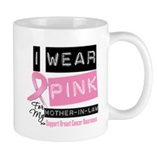 Mother-in-Law Breast Cancer Mug