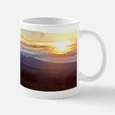 Mauna Loa Sunset - Mug
