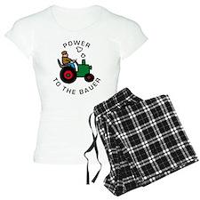 power to the bauer (farmer) Pajamas