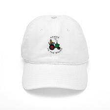 power to the bauer (farmer) Baseball Cap