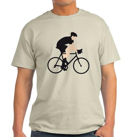 evolution bicycle race Light T-Shirt