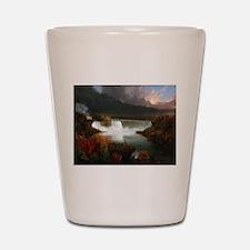Thomas Cole Niagara Falls Shot Glass