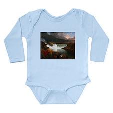 Thomas Cole Niagara Falls Long Sleeve Infant Bodys