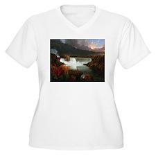 Thomas Cole Niagara Falls T-Shirt