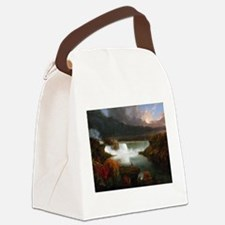 Thomas Cole Niagara Falls Canvas Lunch Bag