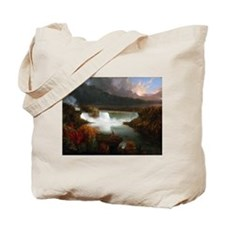 Thomas Cole Niagara Falls Tote Bag