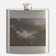 Thomas Cole Niagara Falls Flask