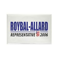 Roybal-Allard 2006 Rectangle Magnet