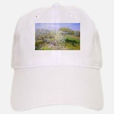 Claude Monet Apple Trees Baseball Baseball Cap