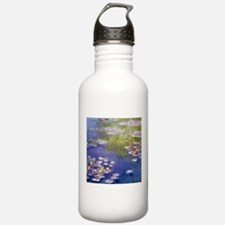 Monet Nympheas at Giverny Water Bottle