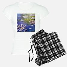 Monet Nympheas at Giverny Pajamas