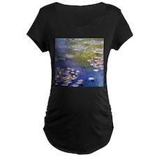 Monet Nympheas at Giverny T-Shirt