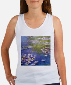 Monet Nympheas at Giverny Women's Tank Top