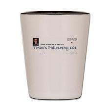 You like this TMax logo Shot Glass