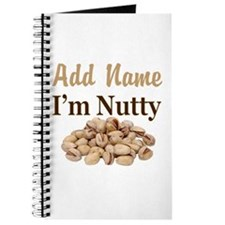I LOVE NUTS Journal