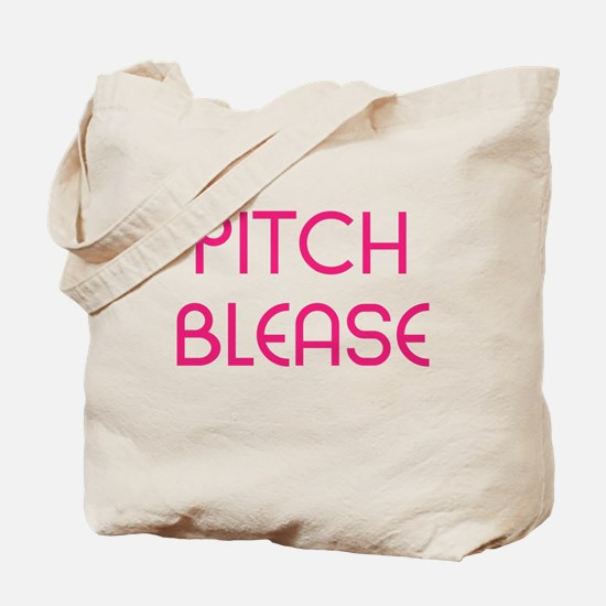 PITCH BLEASE Tote Bag