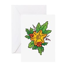 Star Ornament Greeting Card