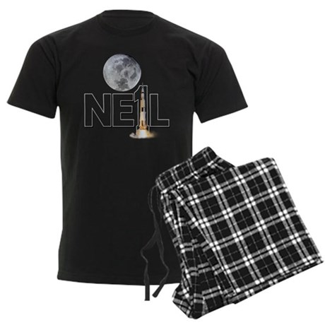 A TRIBUTE DESIGN TO NEIL ARMSTRONG Men's Dark Paja
