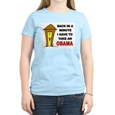 OBAMA OUTHOUSE T-Shirt