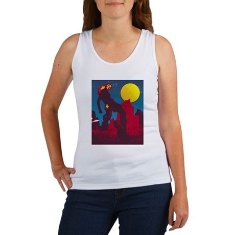 Mars the Red Planet Women's Tank Top