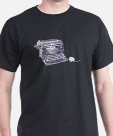 Vintage keyboard and mouse T-Shirt