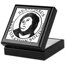 Beast Jesus Restoration Society Keepsake Box