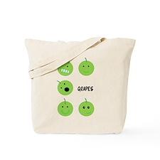Grapes! Tote Bag
