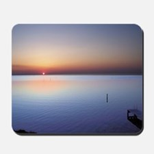 Low Beach Sunset (OBX) Mousepad