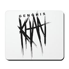 Genghis Khan Mousepad