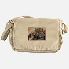 Metropolis Messenger Bag