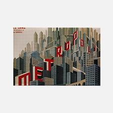 Metropolis Rectangle Magnet
