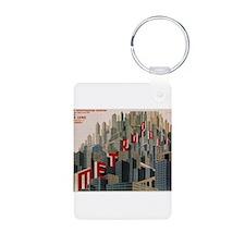 Metropolis Keychains