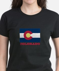Colorado State Flag Tee