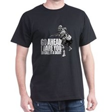 Unique Bagpiper T-Shirt