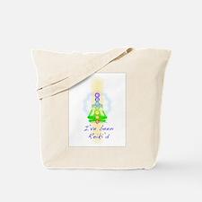I've Been Reiki'd Tote Bag