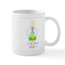 I've Been Reiki'd Small Small Mug