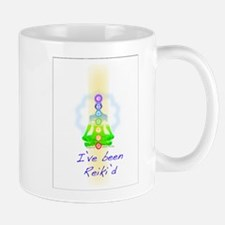 I've Been Reiki'd Small Small Mug