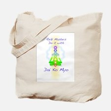 Reiki Masters Tote Bag