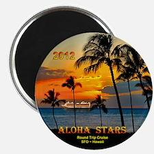 Aloha Stars - Magnet